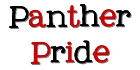 The Panther Pride:  8.8.19