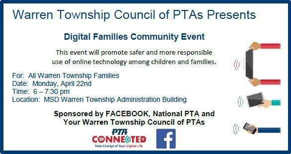 Digital Families Community Event