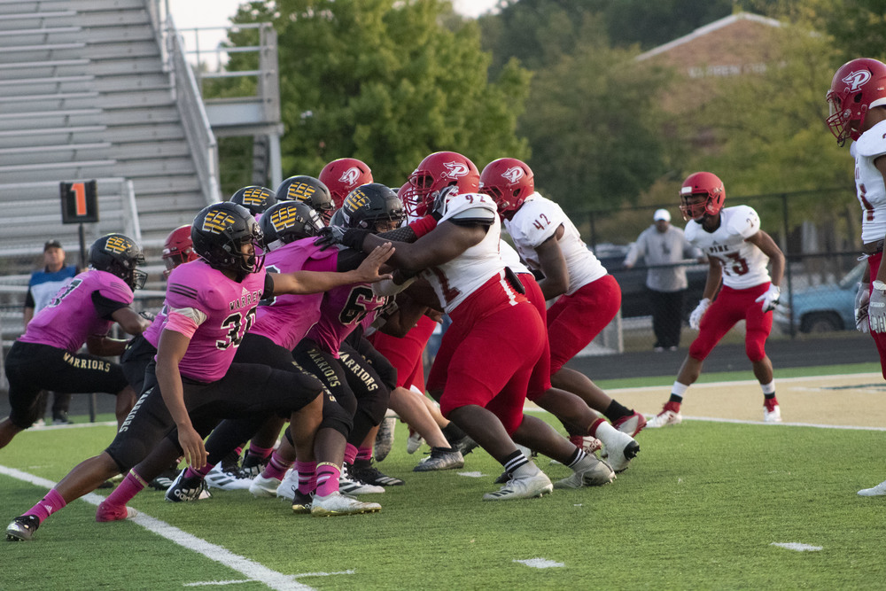 Warren Central football's season wraps up