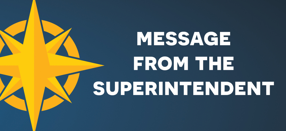 Message from Dr. Hanson, Superintendent: September is Attendance Awareness Month