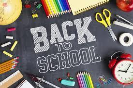 Return to School & Updated Newsletter