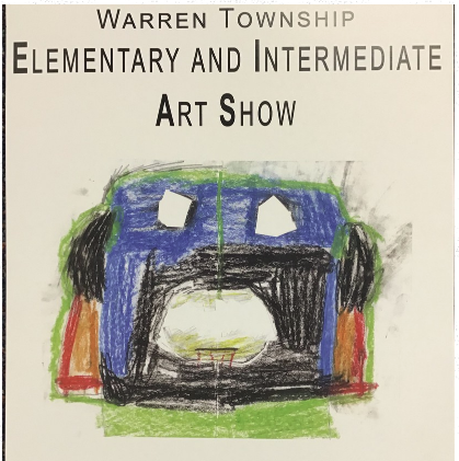 Elementary and Intermediate Art Show