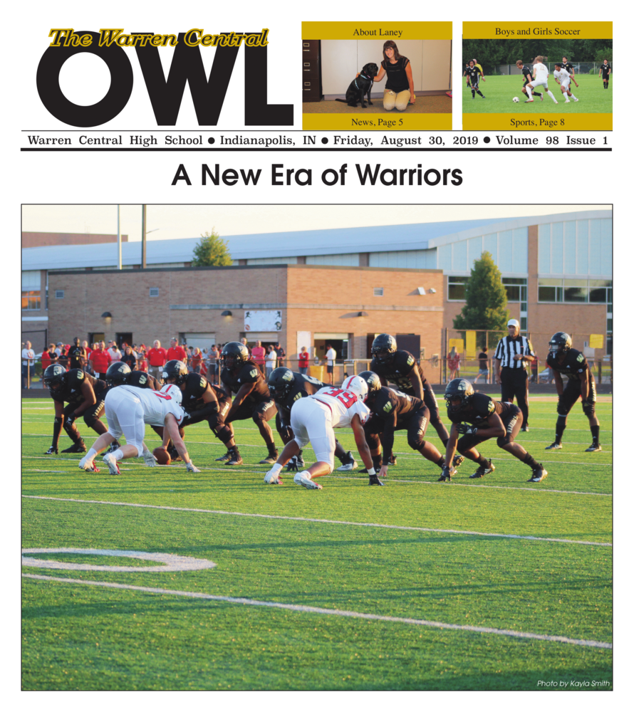 Owl Issue 1