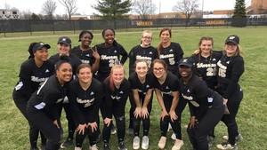 Warren Central Warriors Varsity Softball Clinches Lead in Sixth Inning for Victory Over Lawrence North to go 2-0 in the MIC!
