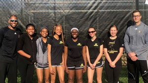 Girls Tennis Improves to 6-4 After Defeating Anderson
