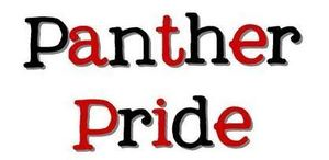 The Panther Pride:  5.12.19