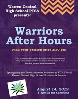 Warrior After Hours