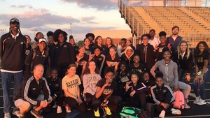 Congratulations to the 2019 IHSAA Girls Track Sectionals Champions!!!​
