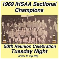 1969 Warren Central Boys Basketball Sectional Champions!