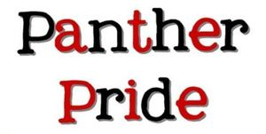 The Panther Pride:  10.25.19