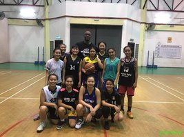 Coach Mitchell in Malaysia