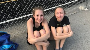 Lady Warriors Tennis Team is Triumphant Over Lutheran