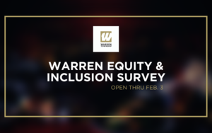 Warren Equity & Inclusion Survey