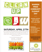Warren Clean up Day