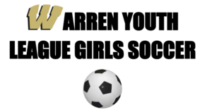 WARREN GIRLS SOCCER YOUTH (K-6) LEAGUE