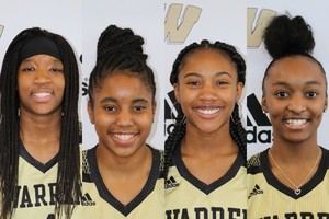 The Lady Warriors Improve to 14-6 with a Senior Night Victory over Anderson, 62-53!