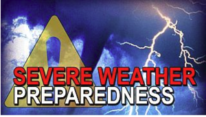 Severe Weather and Flood Preparedness Week