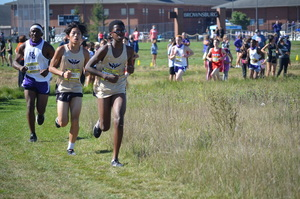 Boys Cross Country running towards new goals this year
