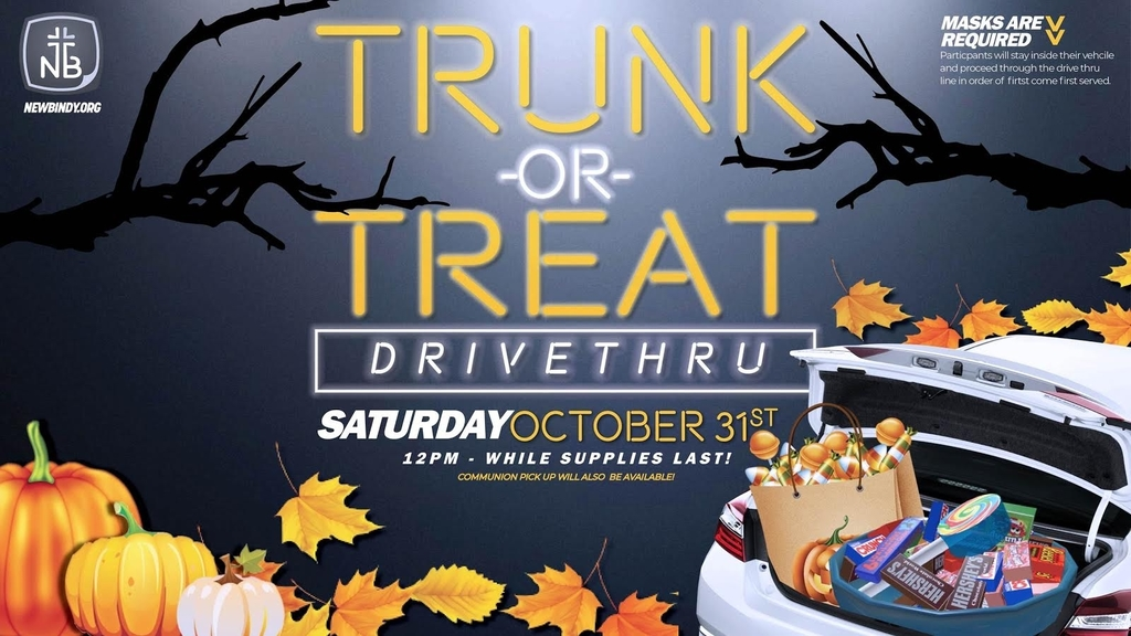 Trunk or Treat at New Beginnings