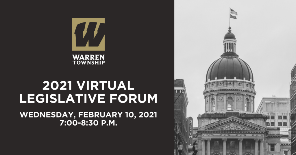 Virtual Legislative Forum Feb. 10 from 7-8:30 p.m.