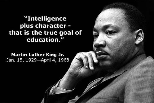 image of Dr. Martin Luther King Jr. w/quote