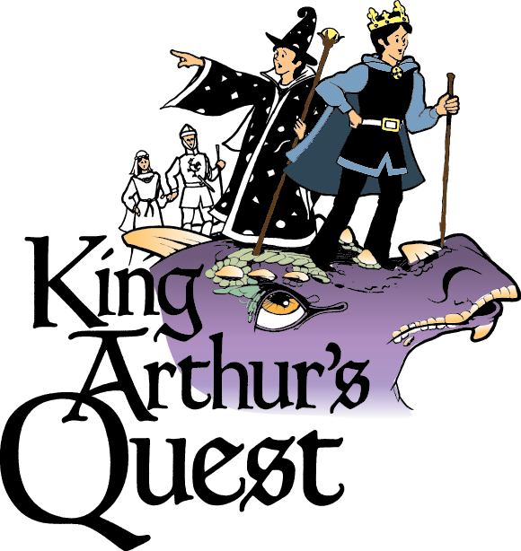 King Arthur's Quest Graphic