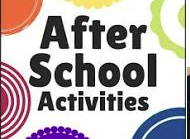 After School Activities Graphic