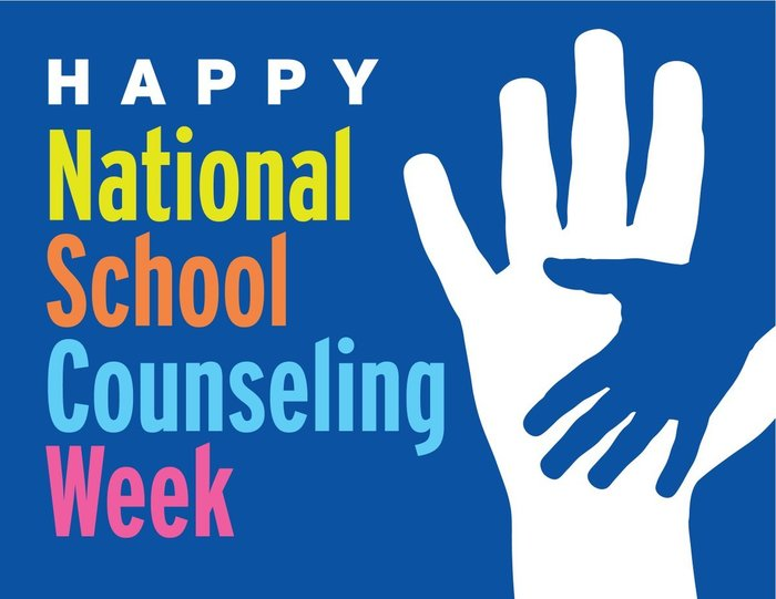 Happy national School Counseling Week Image