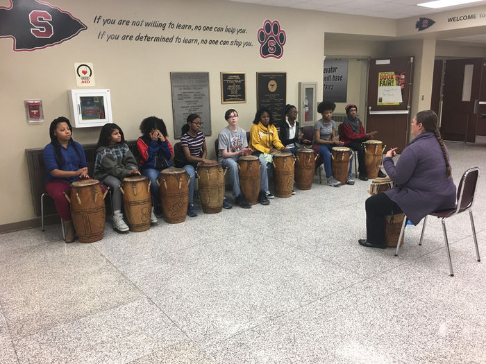 African Drumming Group