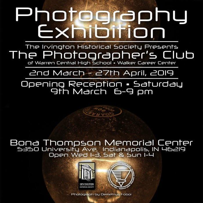 Bona Thompson Photo Exhibition