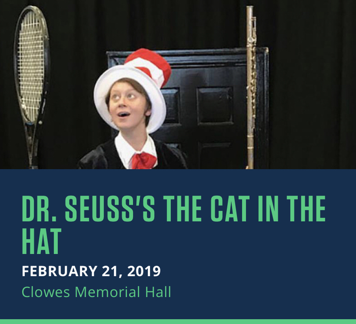 The cat in the hat flyer