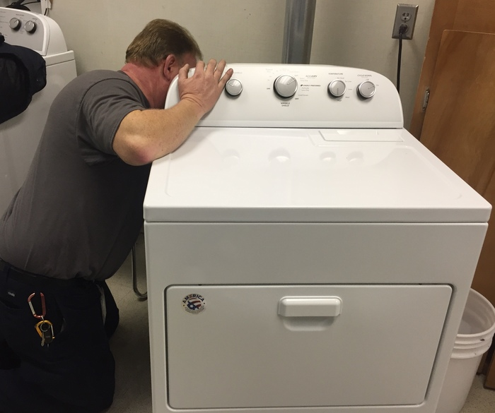 dryer installation