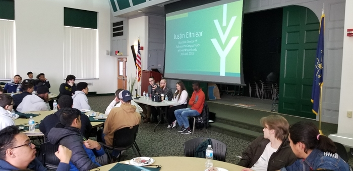 Ivy Tech student panel