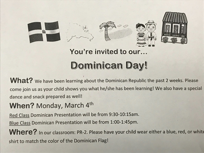 Dominican Day