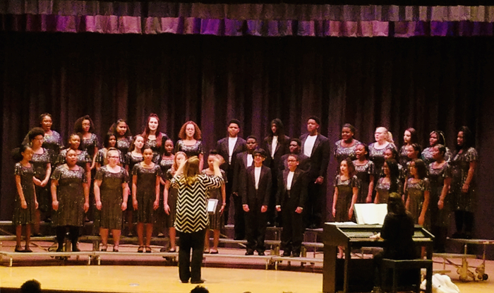 8th grade choir