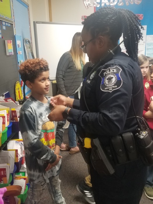 Read with a Cop