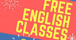 Free English Classes Sign