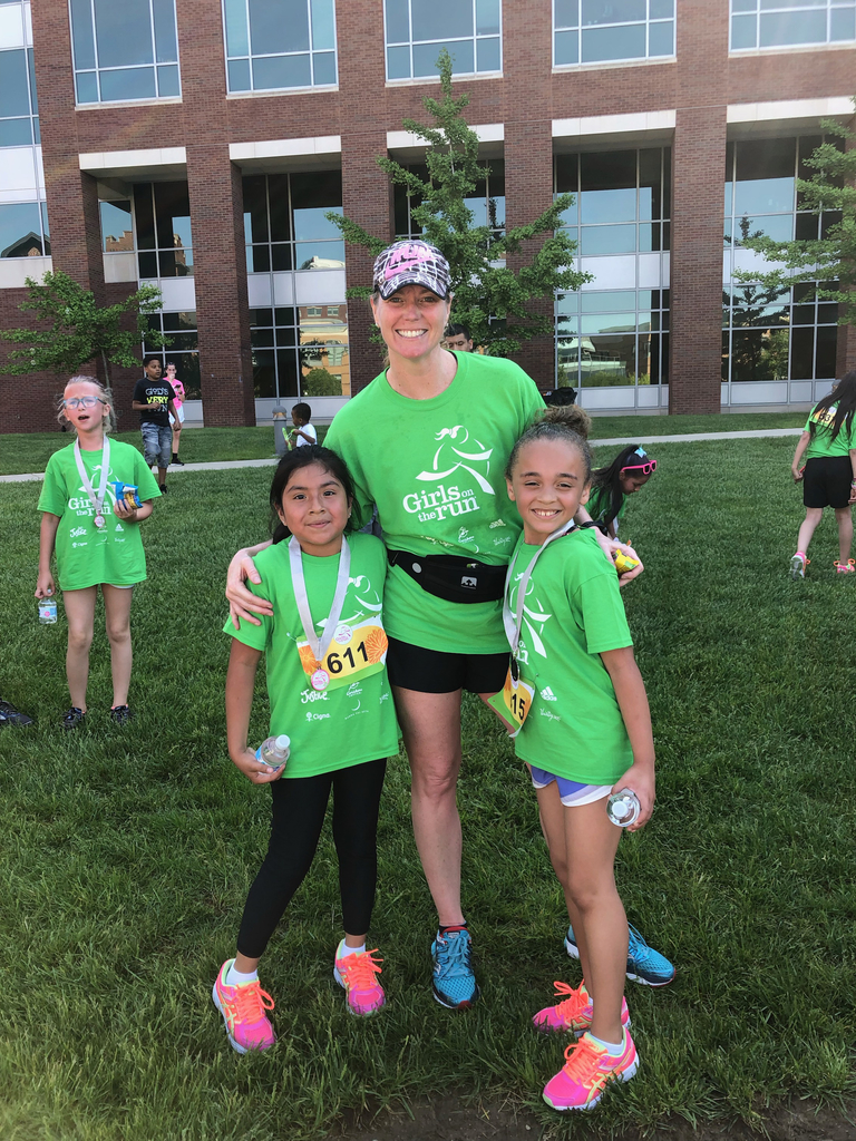 Girls on the Run club