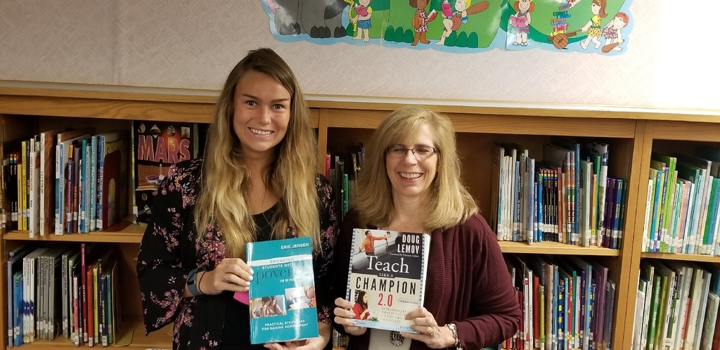 two teachers two books