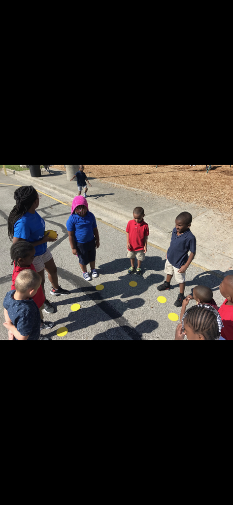 Playworks at recess!