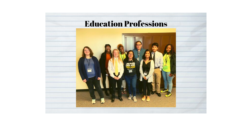 Education Professions students