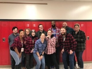 Flannel Friday at Stonybrook