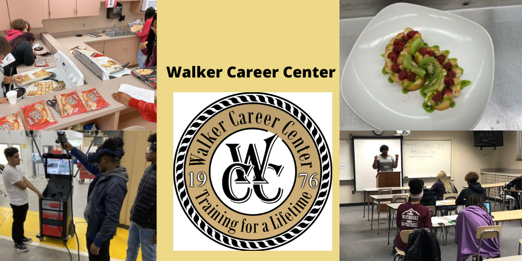 Various Activities at Walker Career Center