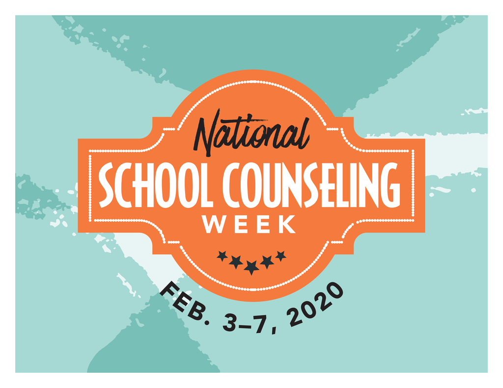 National School Counseling Week Feb 3-7
