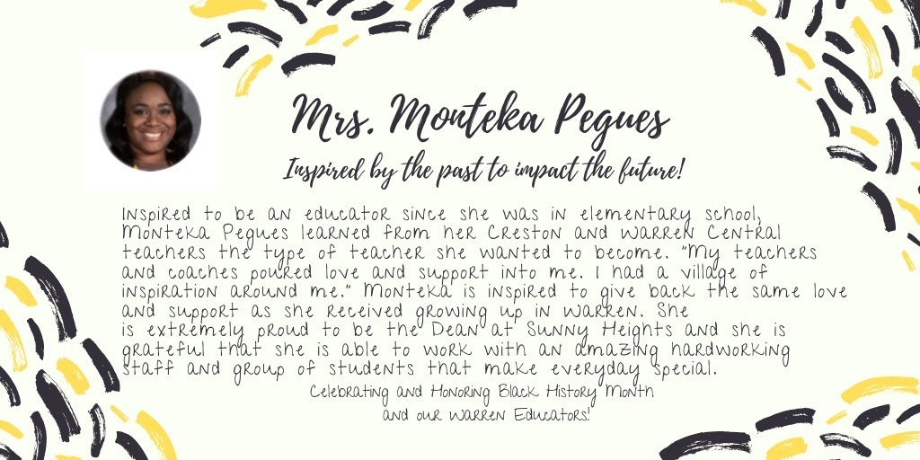 Mrs. Monteka Pegues