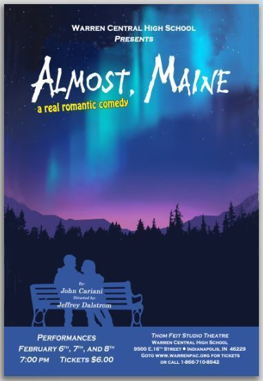 Almost, Maine Promo Poster