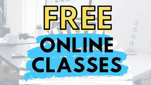 Free online classes image