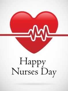 Happy Nurses Day Graphic