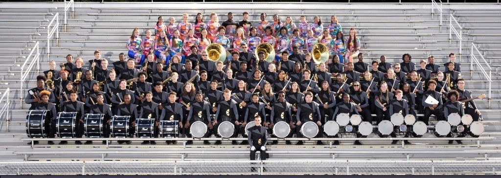 Warren Central Marching Band