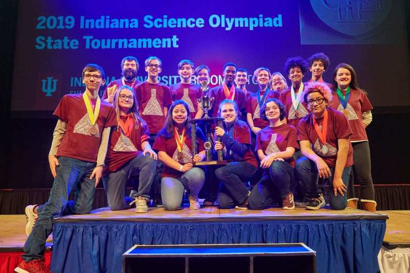 Raymond Park Science Olympiad Team